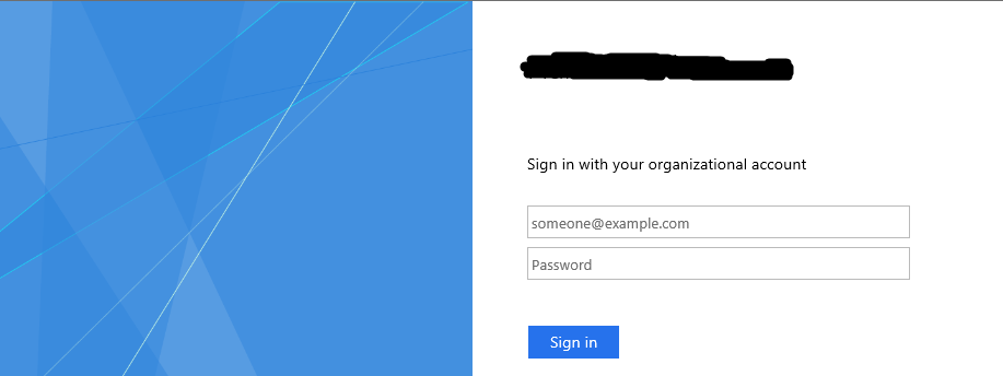Customize your ADFS login page – DeployWindows