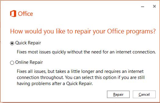 Office365_2016_QuickRepair