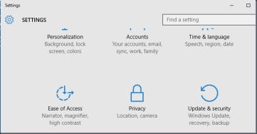 Start Windows Update scan with Windows 10 – DeployWindows