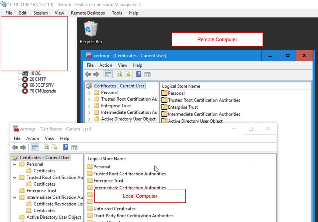Remote Desktop on high-dpi screen? – DeployWindows