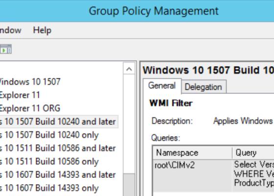 GPO – DeployWindows