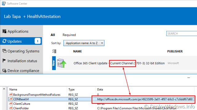 Deploy and Troubleshoot Office 365 ProPlus Updates with