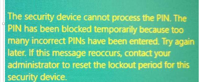 graphic regarding Library Story Password referred to as Whats the tale regarding TPM proprietor pword and BitLocker