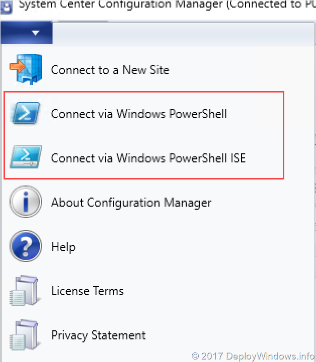 Update all packages and applications in ConfigMgr – DeployWindows