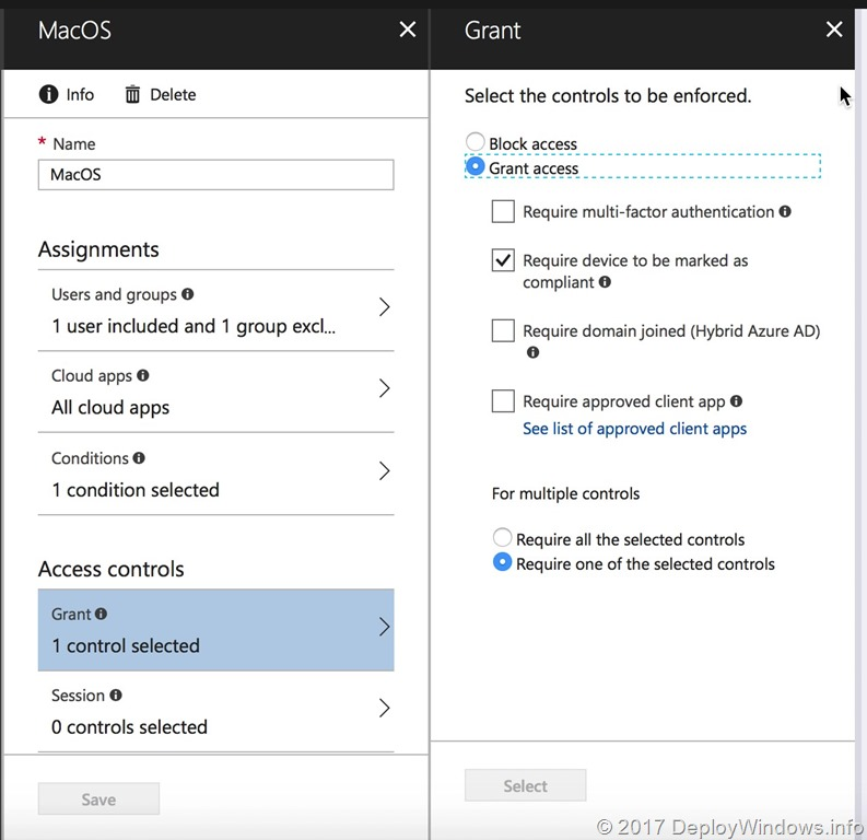 Curious about experience with Jamf Intune integration