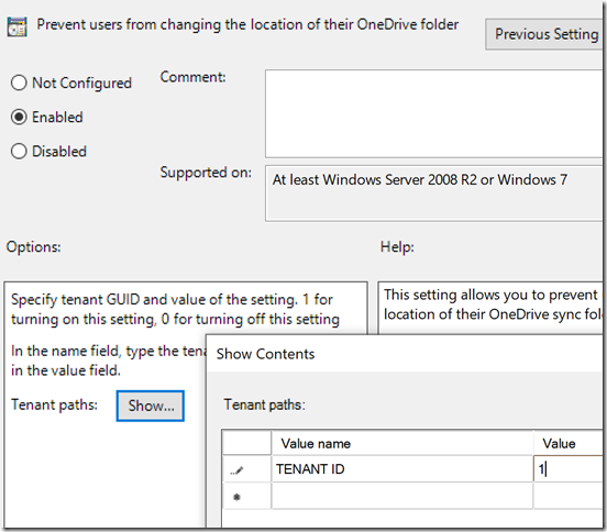 Ingest OneDrive group policies, manage settings in an awesome-Intune