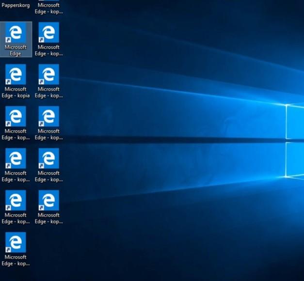 Prevent Edge desktop shortcut CSP-style – DeployWindows