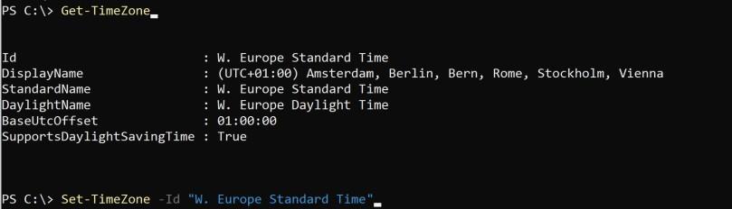20190812 TimeZone